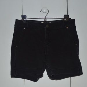 d.jeans Shorts - 🔆24 HR SALE💸 Black Mid-Waisted Jean Shorts